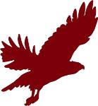 эскиз орел