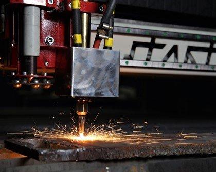 Оборудование для газовой резки металла с ЧПУ